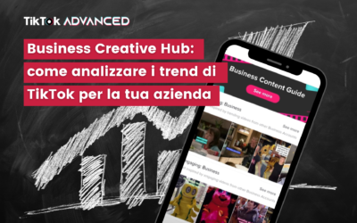 Business Creative Hub: come Analizzare i Trend di TikTok per la tua Azienda